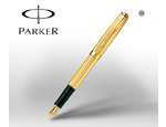 Pluma Fuente Chiselled Golden GT